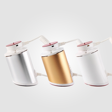white silvery golden option abs material anti shoplifting rechargeable alarms holder for phone retails store security