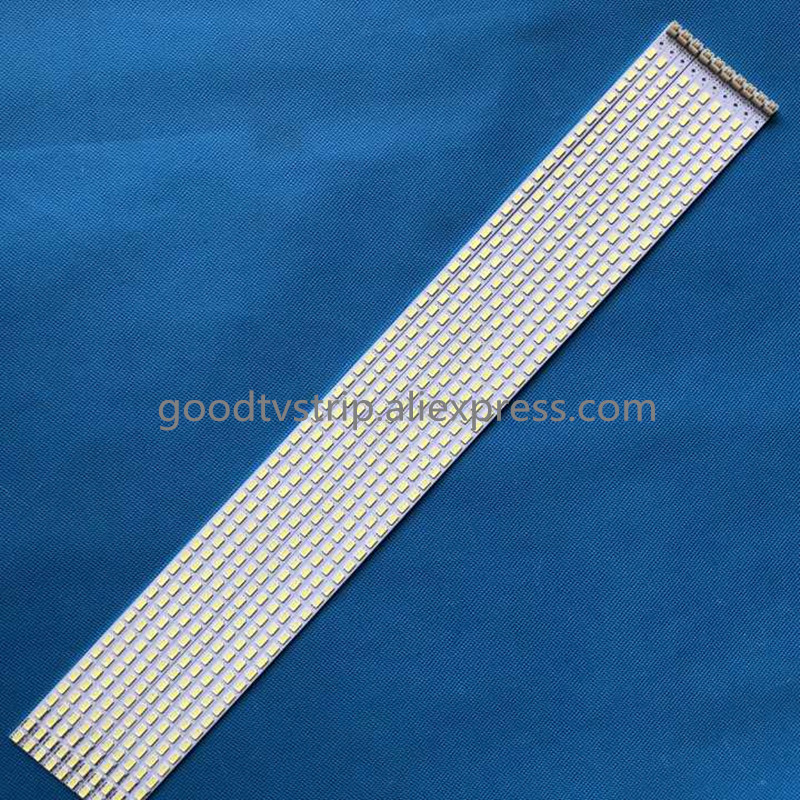 455mm LED Backlight Lamp strip 60leds For 40 inch LCD TV L40F3200B LJ64-03029A LTA400HM13 40INCH-L1S-60 G1GE-400SM0-R6 2pcs 1piece for tcl lcd tv led backlight l40f3200b article lamp lj64 03029a 2011sgs40 5630 60 h1 rev1 1 1piece 60led 455mm is new