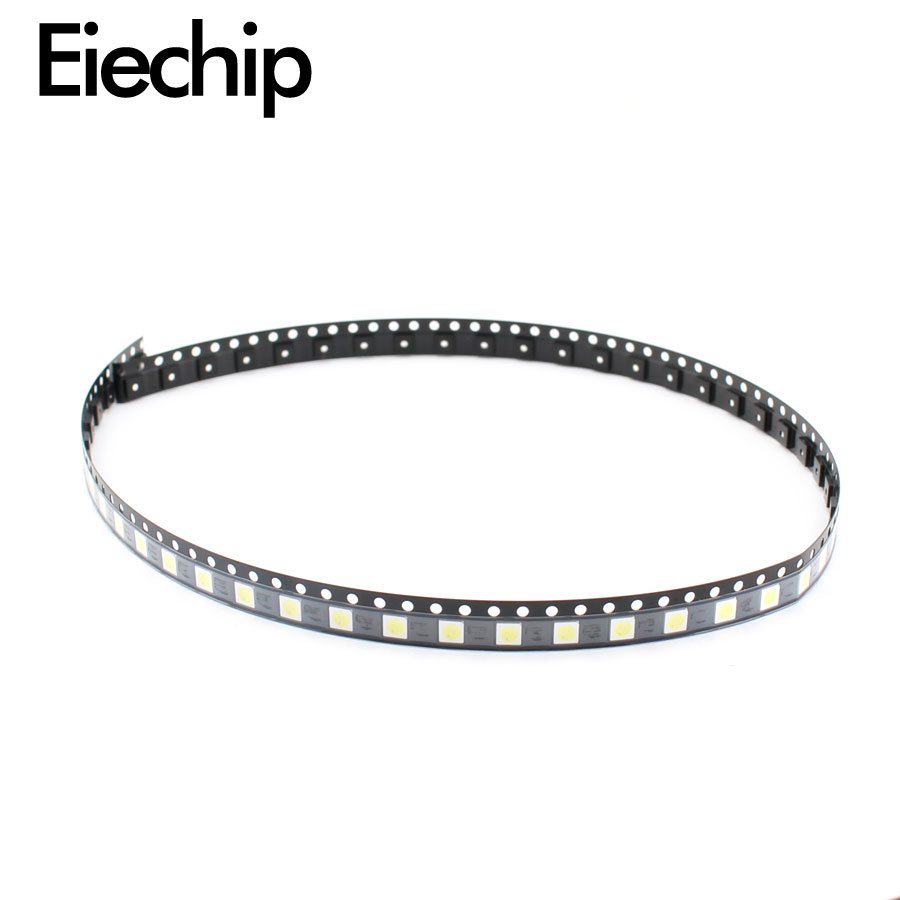 100PCS FOR LCD TV Repair Led 1210 3528 2835 LCD Backlight For TV Application TV Backlight Strip Lights With Light-emitting Diode