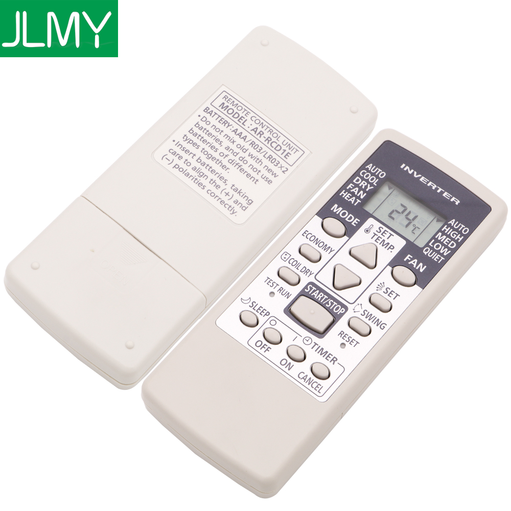 US $18 88 |Air Conditioner conditioning remote control suitable for fujitsu  AR RCD1C AR RCD1E AR RCE1C AR RCC2J AR RCG2J AR RCE1E-in Remote Controls