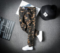 Children Jeans Baby Boys Camouflage Jeans Boys Spring Autumn Long Pants High Quality Jeans Kids casual fashion Trousers