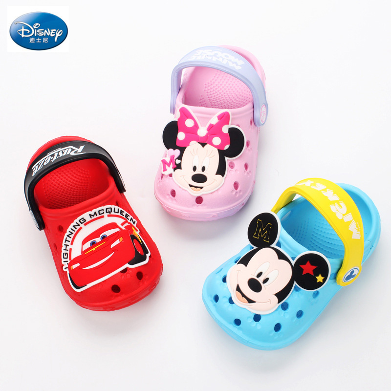 New Boys Minnie Mickey Mouse Sandals