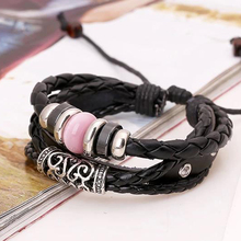 Fashion Jewelry 2015 Trendy Fashion Kors Multilayer charming Bracelets & Bangles Lovers Chain for women unisex Jewelry YY-CZ021