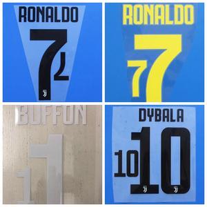 COSTA stamping patches badges Juventus RONALDO D. DYBALA HIGUAIN MARCHISIO  CHIELLINI 0ae3962c5