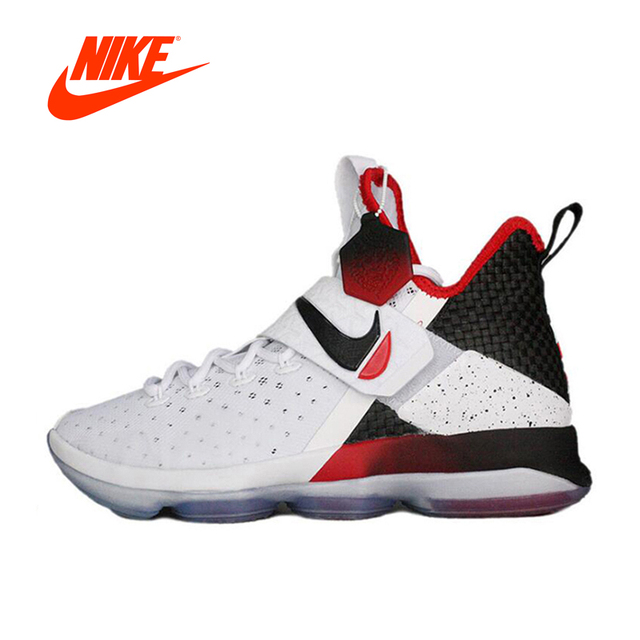 8708ab098fb99f Original New Arrival Authentic NIKE LEBRON XIV EP LBJ14 Men s Breathable Basketball  Shoes Sports Sneakers