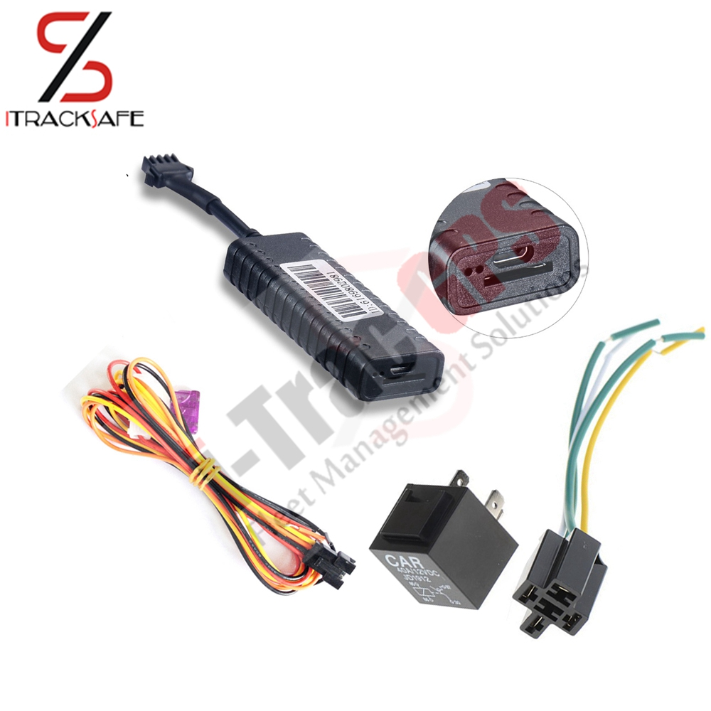 motorcycle car vehicle gps tracker locator with engine cut function