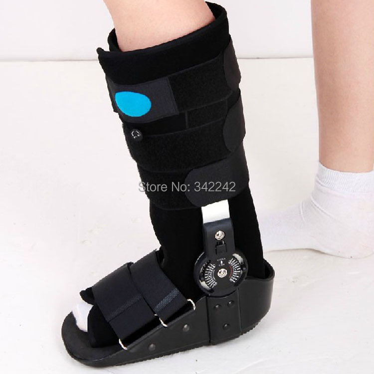 Fracture healing/ankle fixed orthotics armor with a broken ankle rehabilitation orthopedic insoles drop shipping analgesia in patients with hip fracture