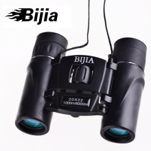 BIJIA Binoculars New Non-IR Night Vision HD 1000-fold Army Pocket Binoculars Camping Hunting Telescope