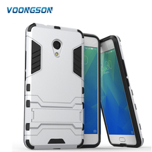 For Meizu m5s M3 Note m5 MX6 Case Newest Armor Iron Man for m3 note Full Cover Shockproof