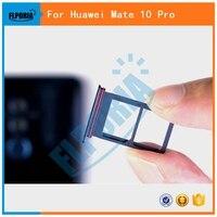 FLPORIA Dla Huawei Mate 10 Pro Taca Wizytownik Slot SIM Adapter Dla Huawei Mate 10 Pro Wymiana Części