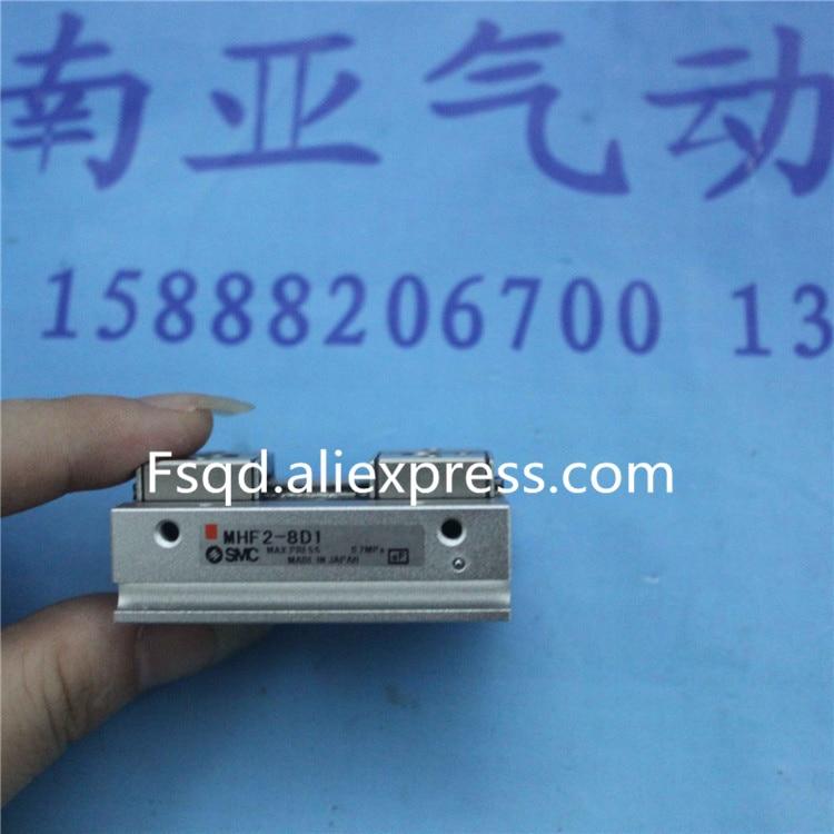 все цены на MHF2-8D1 Thin pneumatic finger Sliding cylinder air cylinder pneumatic component air tools онлайн