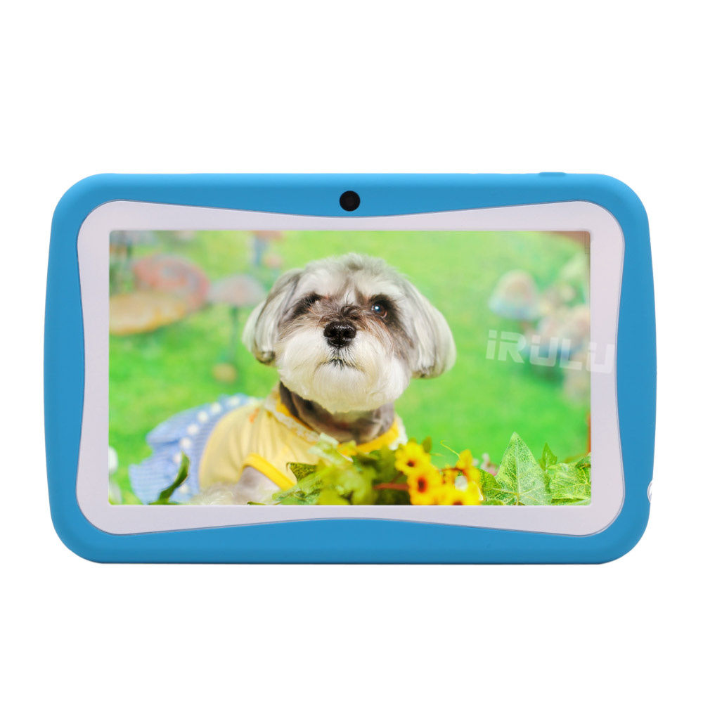 bilder für Perfekte upgrade 7 Zoll Kinder Tabletten pc WiFi Quad core Dual kamera 8 GB Android4.4 Kinder favoriten gifts7 8 9 10 zoll tablet