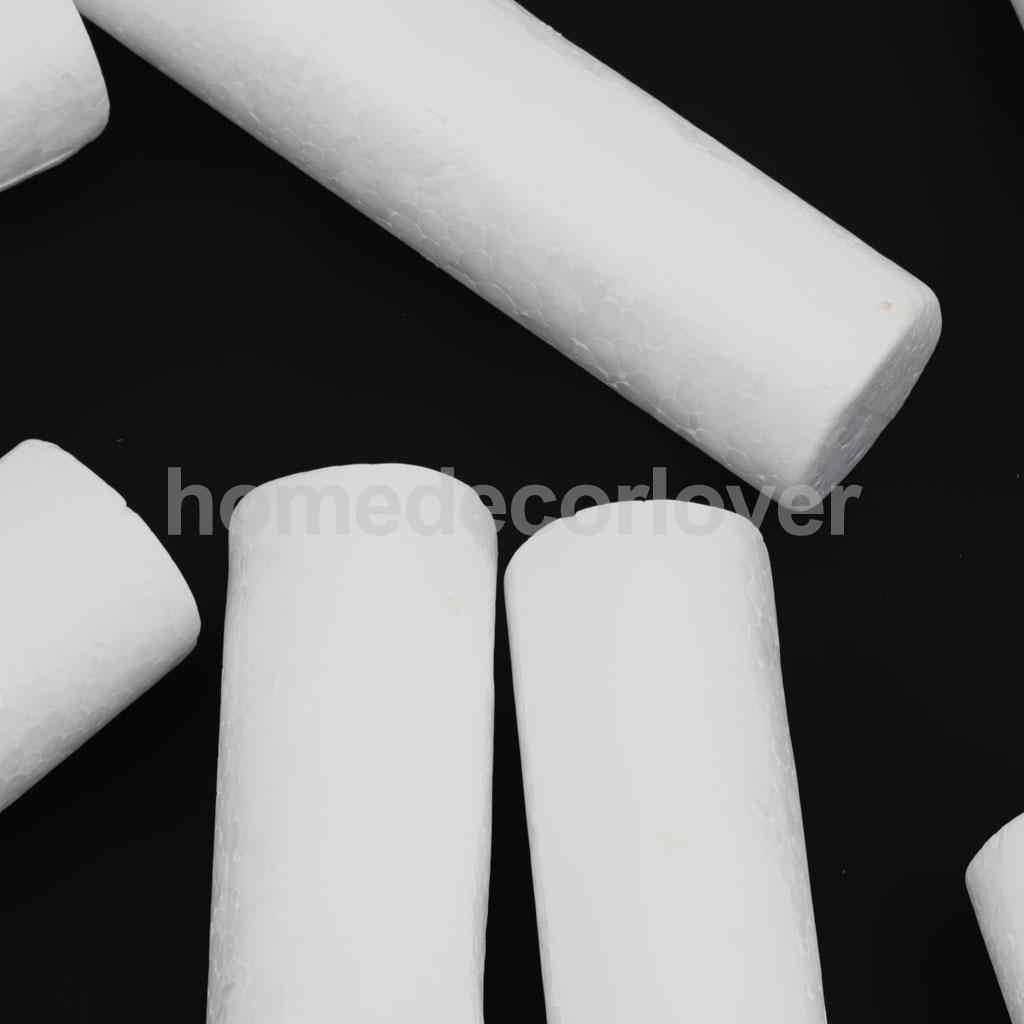 VALICLUD 2 Piezas de Espuma de Poliestireno Formas de Oso Moldes Blanco Diy Artesan/ía Espuma Oso Modelado para Arreglos Florales Boda Fiesta de Navidad