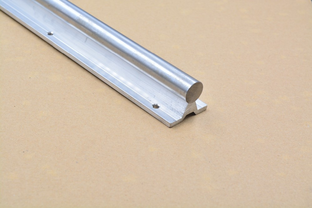 SBR30 linear guide rail length 3000mm chrome plated quenching hard guide shaft for CNC 1pcs