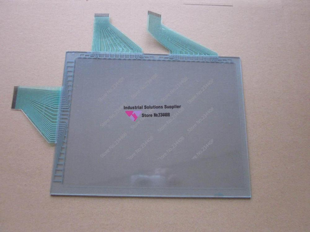 ФОТО Nt631-st141-ev2 touch screen glass panel