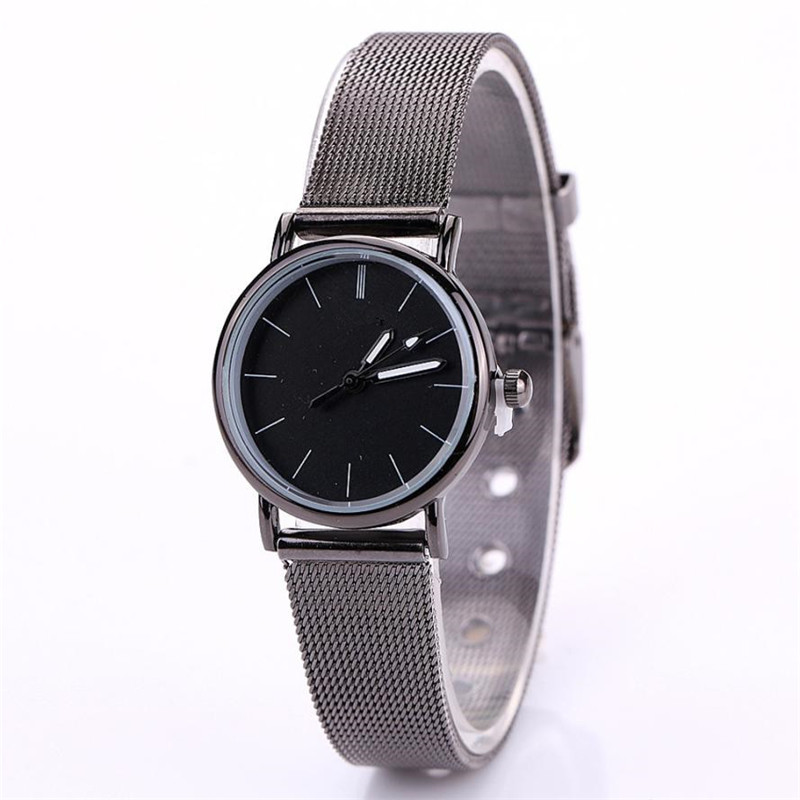 Women's Watches Fashion Geneva Brand Roman Numeral Women Watches Top Brand Luxury  Sending Boyfriends And Girlfriends  Saat Fi
