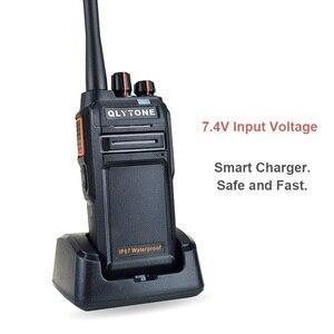 Image 2 - 防水トランシーバー 18 ワットの高出力プロポータブルラジオ局 LYT 980 400 から 520/400 520mhz トランシーバ
