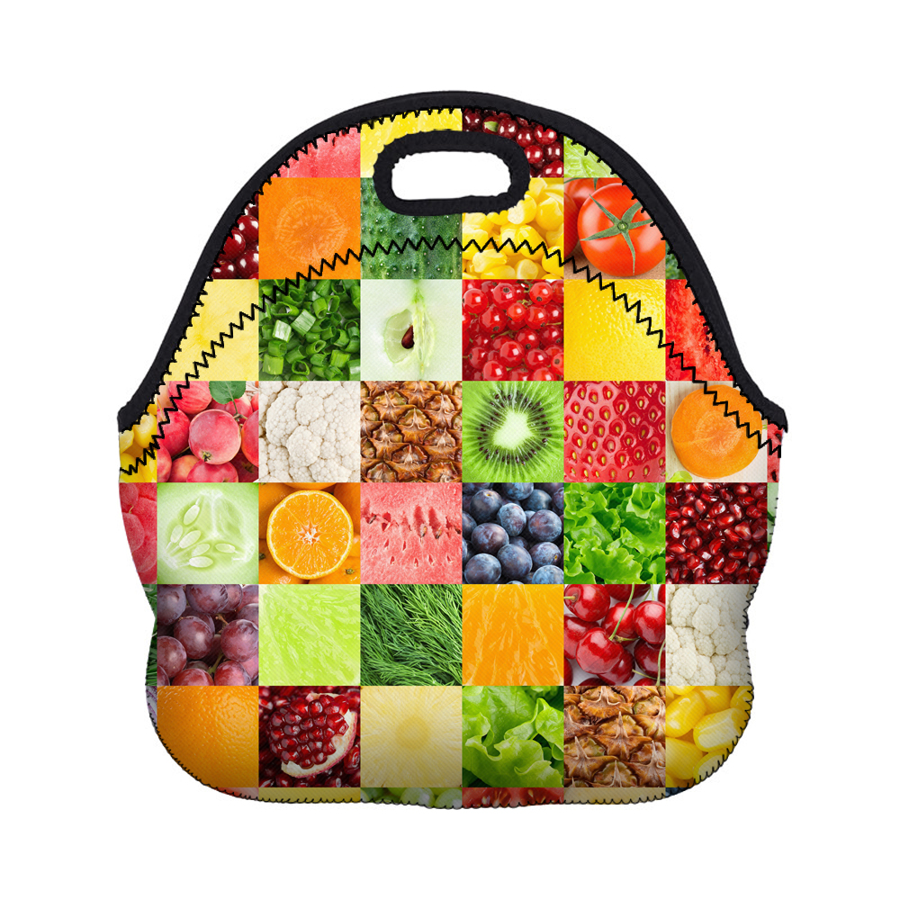 2019 2 Persons Portable Lunch Bag New Lunch Box Tote Cooler Bag Bento Pouch Lunch Container School Food Storage Bags