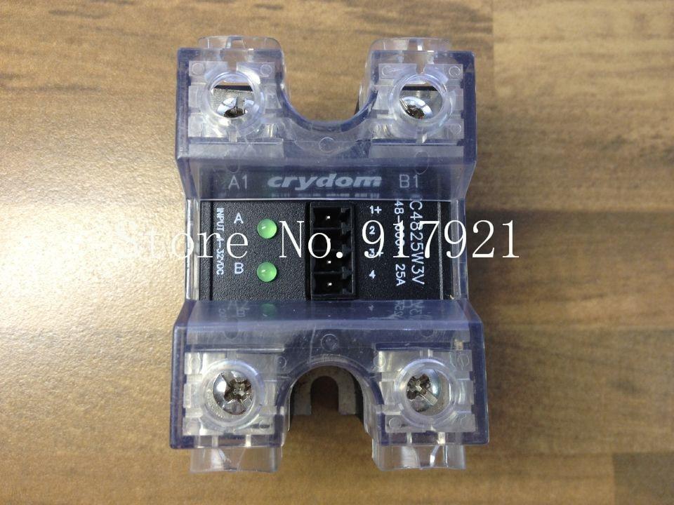 [ZOB] United States Crydom C4825W3V import 25A48-600V 4-32V solid state relay carrier [sa] new original authentic special sales crydom crydom solid state relay spot d53tp50d