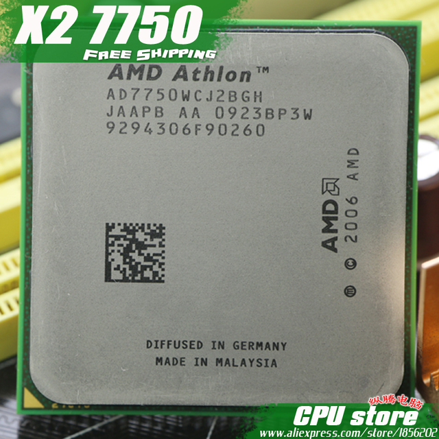 AMD ATHLON 7750 DUAL CORE WINDOWS 8 DRIVER