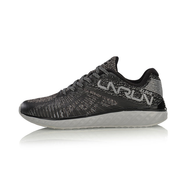 Li-Ning Women LN CLOUD IV 'FLAME' Running Shoes Mono Yarn Breathable  Sneakers LiNing Wearable Sports Shoes ARHM068 XYP590