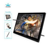 HUIION GT-191 IPS Stift Display Monitor 8192 Ebenen Kunst HD Graphics Zeichnung Stift Tablet Monitor mit Geschenke