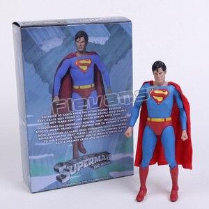 """Image 4 - NECA figuras de acción de DC Comics, Batman, Superman, Joker, juguete coleccionable de PVC de 7 """"y 18cm"""