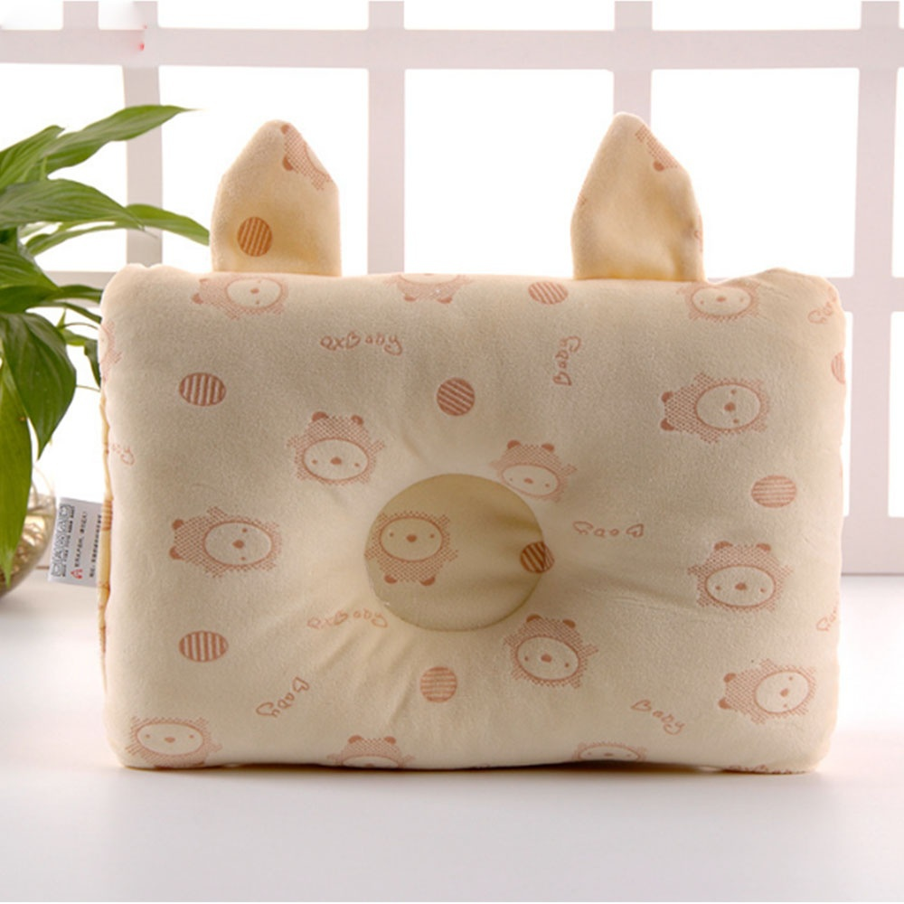 Newborn Baby Infant Pillow Toddler Sleep Cushion Memory Foam Positioner Prevent Flat Head Pillow Protection of