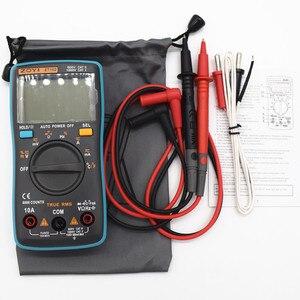 Image 5 - ZT101 ZT102 ZT102A Digital Multimeter DC AC Spannung Strom Widerstand Diode Kapazität Temperatur Tester Digital Multimeter
