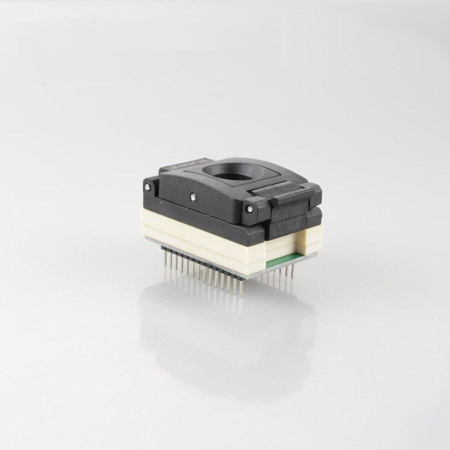 Prise adaptateur d'origine pour NAVIPLUS PRO3000S 32bit + 64bit NND programmeur IP Box puce programmeur NAND outil de réparation d'erreur