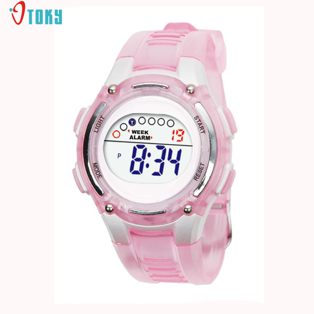 New Colorful Children Boys Girls Watches Sports Digital