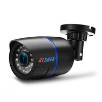 BESDER AHD Analog High Definition Surveillance Infrared Camera HD 720P AHD CCTV Camera Security Outdoor Bullet AHDM Cameras Surveillance Cameras