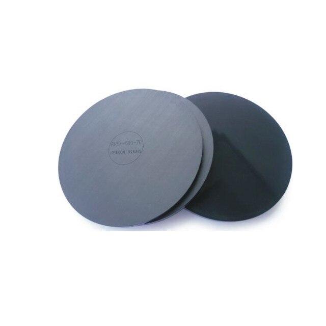 Pieza de la máquina pulidora tipo duro almohadilla pulidora para producto fibra óptica