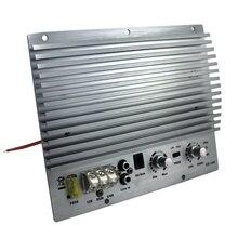 Я Key купить Hi-Fi класса супер-Мощность 1000 Вт 12 В автомобиля Усилители домашние бас сабвуфер усилитель Авто Усилители серебряный