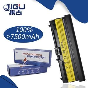 Image 2 - JIGU 9 hücreleri Laptop batarya için Lenovo ThinkPad L421 L510 L512 L520 SL410 SL510 T410 T410i T420 T510 T510i T520 t520i W510 W520