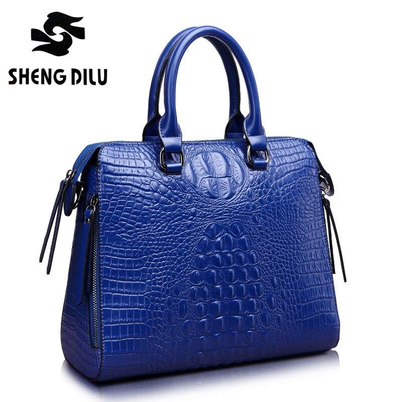 2017 neue Original Mode Top Qualität Luxus Designer Handtaschen Berühmte Marke Real Women Bag Abendtaschen Totes-in Taschen mit Griff oben aus Gepäck & Taschen bei  Gruppe 3