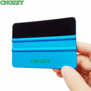 Image 5 - Professional no Scratch Squeegee Spare Fabric Felt Safety Cutter Art Knife Sharp Pointed End Scraper Car Wrap Vinyl Tool Kit K23