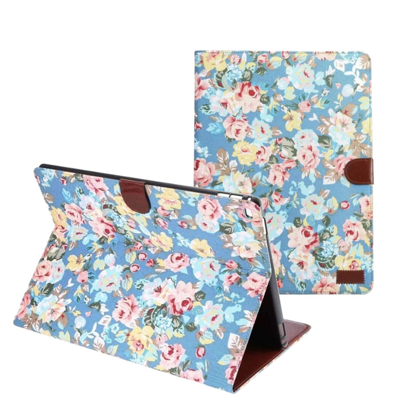 Flip Fabric Smart Sleep/Wake Case Card Photo Cover Stand For Apple For iPad Pro 12.9 Fashion Tablet 12.9inch Cover Case For iPad