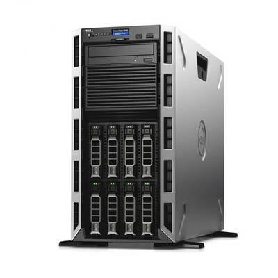 New T330 Tower Server Xeon E3 File Storage ERP Database Barebone System /Platform