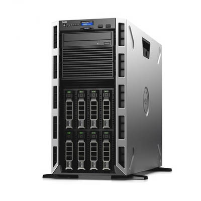 New T330 Tower Server Xeon E3 File Storage ERP Database Barebone System /Platform