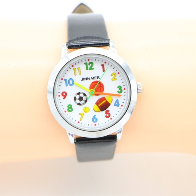 Relojes Mujer Children cartoon watch Brand Quartz Watch Girls Boys Kid Watches F