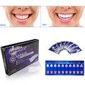 14 Pairs Genkent Teeth Whitening Tiras de Gel de Cuidado de la Higiene Oral Limpiador de Blanqueamiento Dental Blanqueamiento Dental Blanqueador de Dientes Blanquear Herramientas