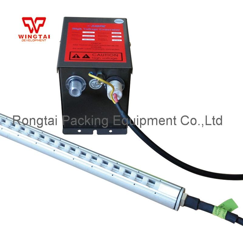 106cmx100cm Eliminate Electrostatic Anti Static Ion Bar For Plastic Film