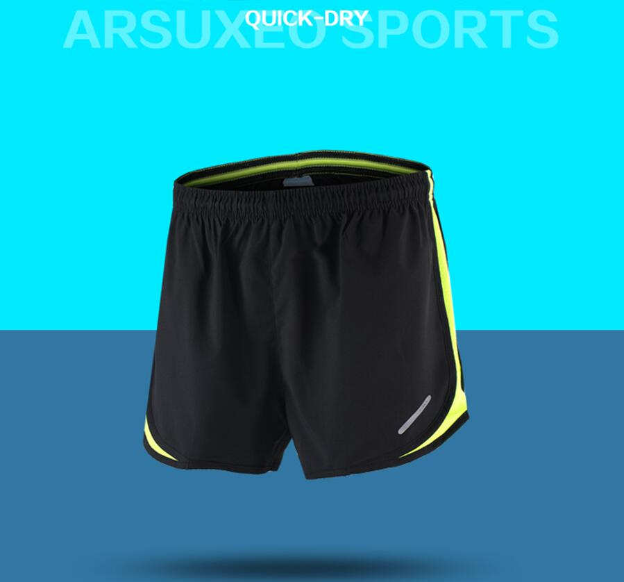 de Corrida Esportes Dos Homens Shorts de