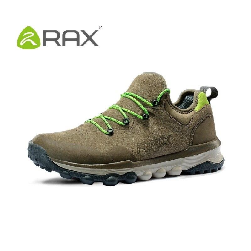 RAX femmes chaussures de randonnée chaussures de randonnée imperméables hommes automne witer chaud chaussures de sport de plein air taille 36-44 # B2034