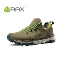 RAX women hiking shoes waterproof hiking shoes men autumn witer warm outdoor sports shoes size 36 44 #B2034