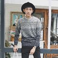 Christmas Sweater Men Casual Long Sleeve O-Neck Slim Fit Pullovers High Quality Knitted Top Clothing Outwear Ugly Pull Homme