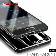 Soft TPU Transparent Silicone Cases For Huawei P8 P9 lite 2017 P10 P9 Plus Phone Case For Huawei P10 lite Honor 8 Lite 9 Cover