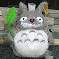 14 inch Dos Desenhos Animados Anime Meu Vizinho Totoro Mochila De Pelúcia Brinquedos, 1 unidades/pacote