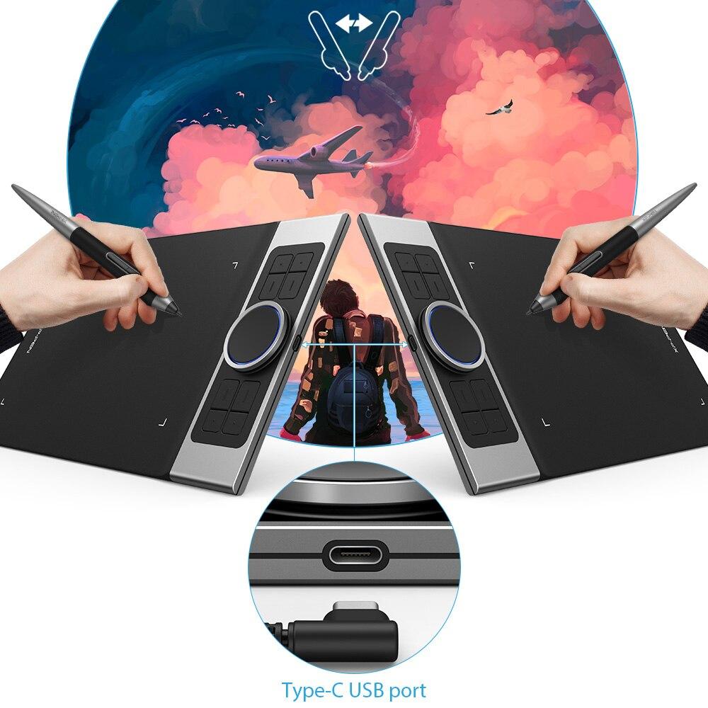 XP-PEN Deco Pro el Último Lanzamiento de la Tableta Hace su Debut como el Ganador del Premio Red Dot Design Award 2019 y el Ganador del Premio Good Design Award 2018 - 2